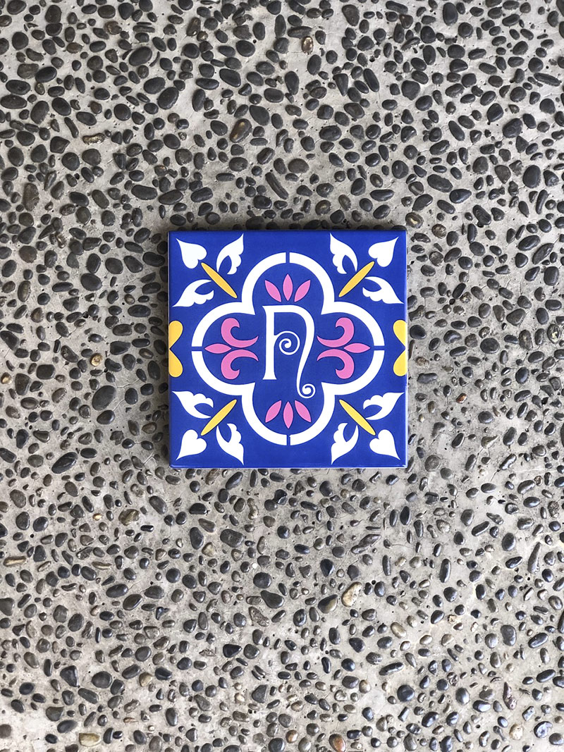 NEPENTHES WOMAN OSAKA – NEPENTHES ORIGINAL TILE in STORE NOW