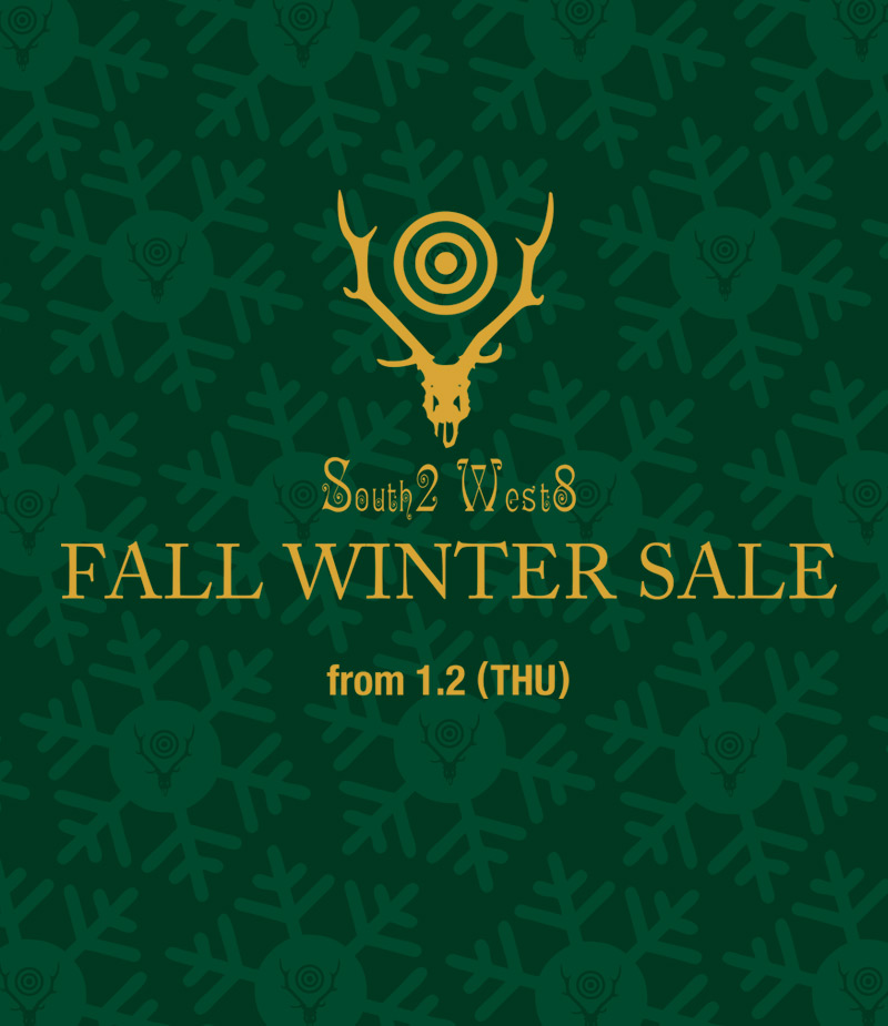 「NEPENTHES WINTER SALE」- 2020.1.2(THU)START