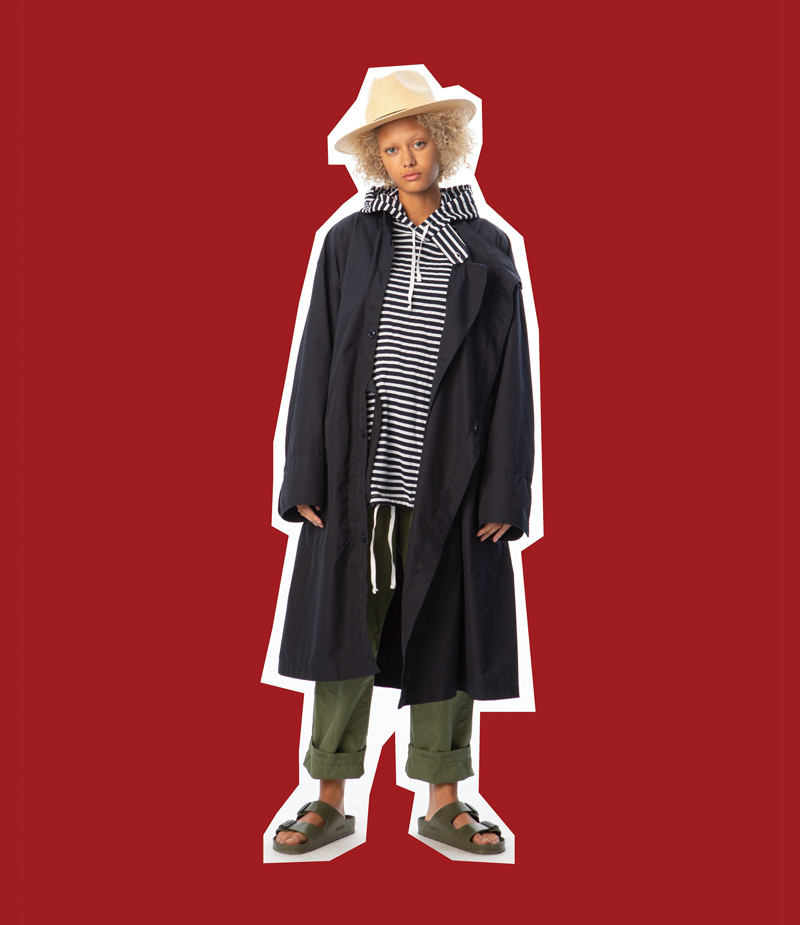 〈ENGINEERED GARMENTS〉2020 SPRING SUMMER – MG COAT in STORE