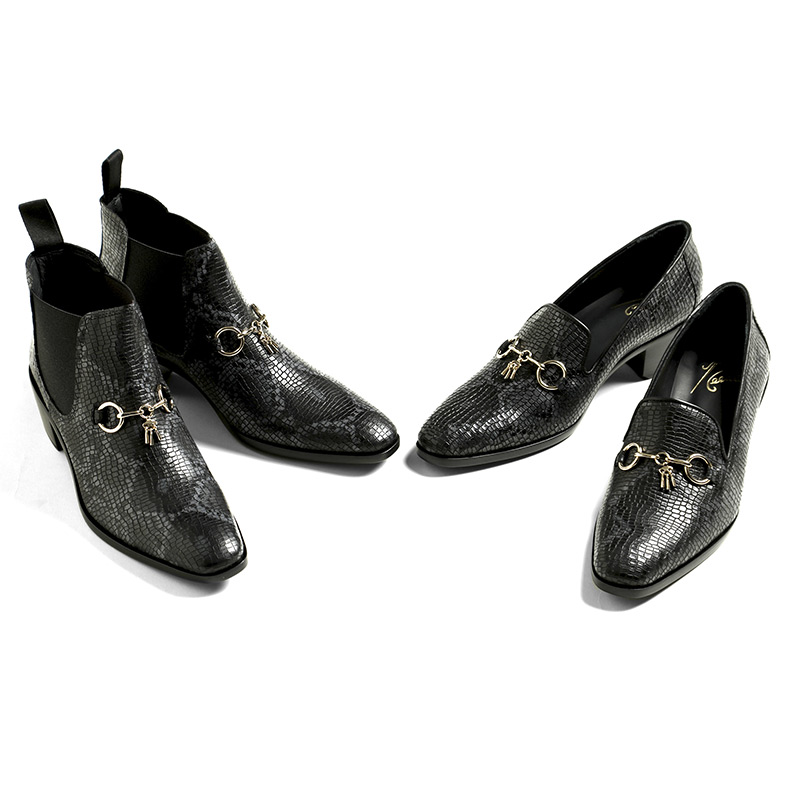 〈NEEDLES〉HEELED SHOES – EXCLUSIVELY for NEPENTHES WOMAN OSAKA