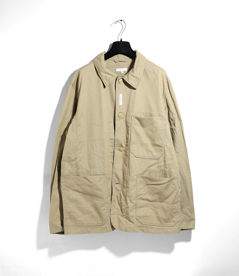 〈ENGINEERED GARMENTS – WORK JACKET in STORE