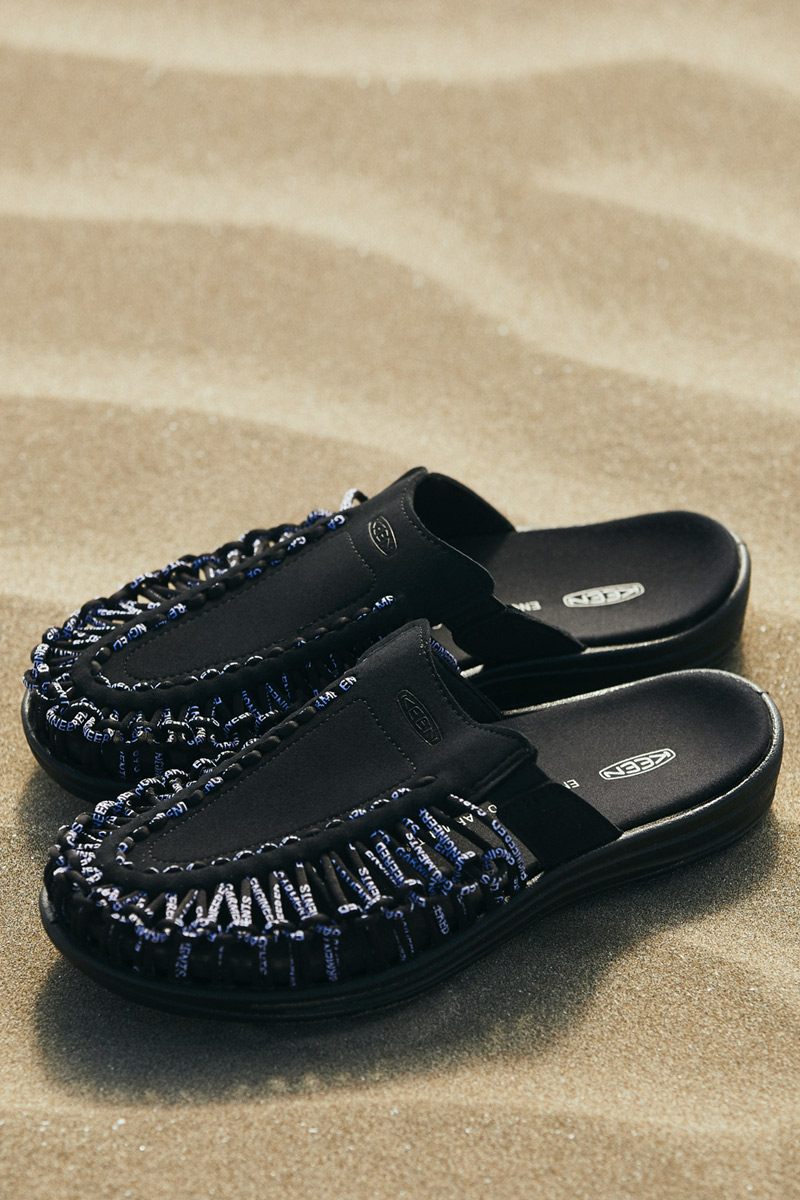 〈ENGINEERED GARMENTS〉x〈KEEN〉- COLLABORATION「UNEEK II SLIDE」