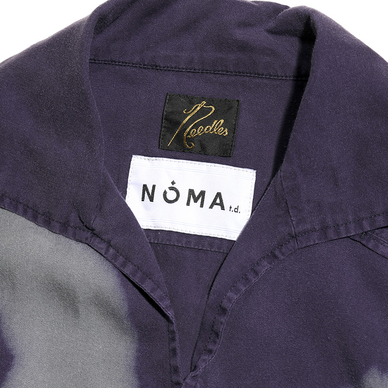 〈NEEDLES〉x〈NOMA t.d.〉 COLLABORATION – RELEASED ONLINE