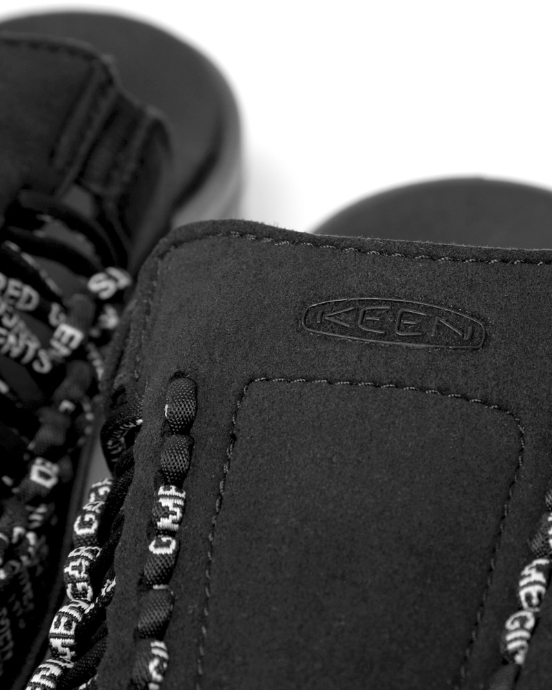 〈ENGINEERED GARMENTS〉x〈KEEN〉 UNEEK Ⅱ SLIDE – will be available on 4.25