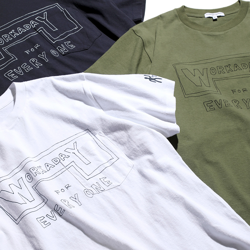 2020 SUMMER – NEPENTHES T-SHIRT COLLECTION