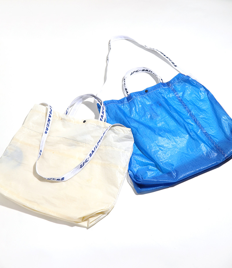 "〈NEPENTHES NY〉x〈MAFIA BAGS〉 ""CARRY ALL TOTE"" in STORE"