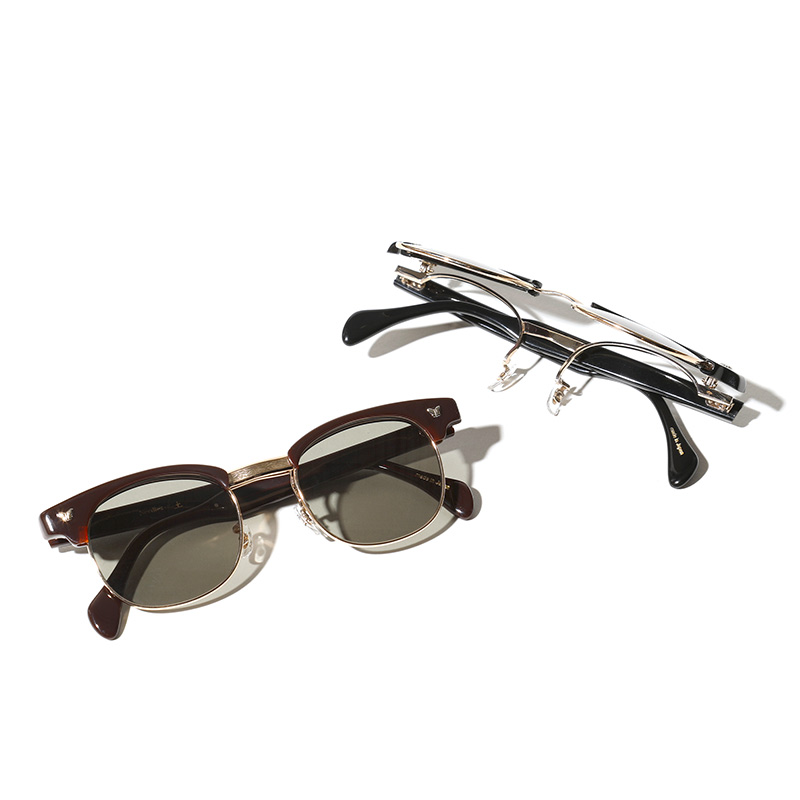 "〈NEEDLES〉EYEWEAR ""SAMUEL"" が再入荷"