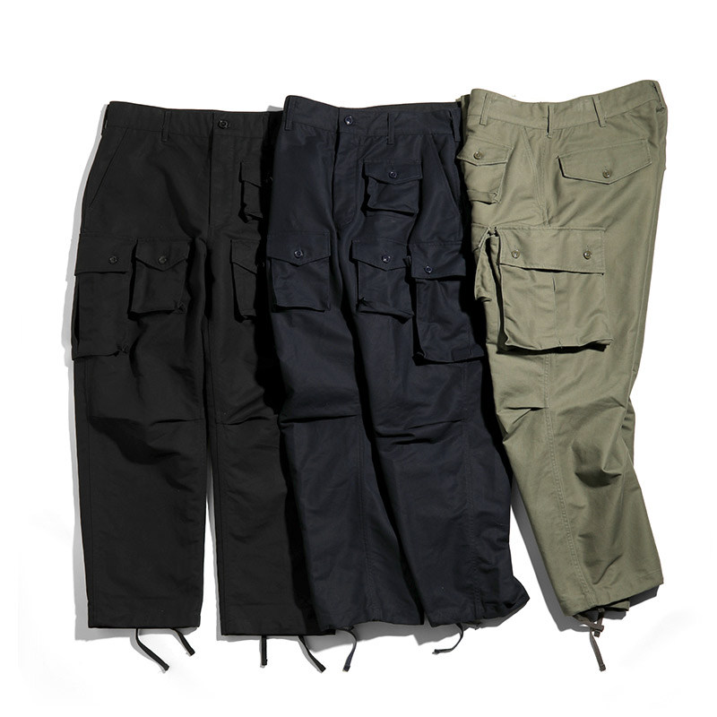 〈ENGINEERED GARMENTS〉2020 FALL WINTER – FA PANT in STORE