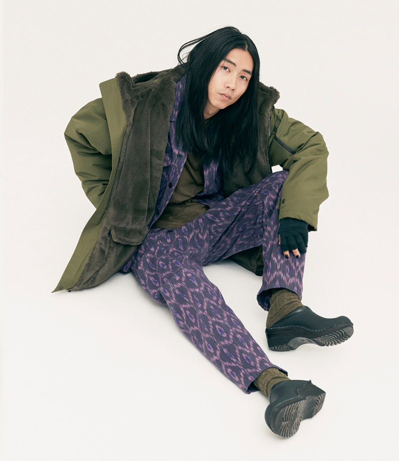 〈SOUTH2 WEST8〉2020 WINTER – OUTERWEAR COLLECTION