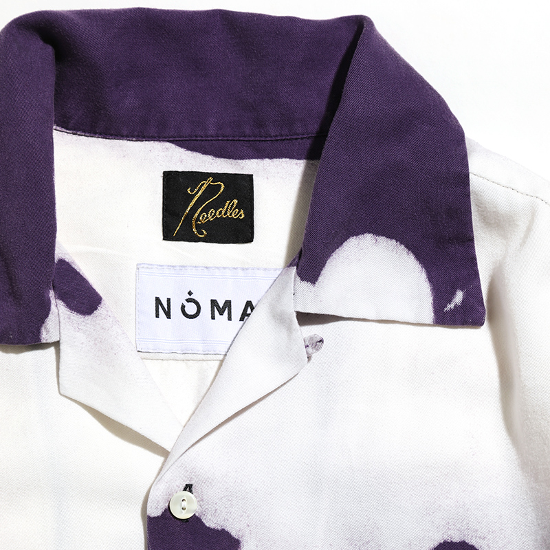 〈NEEDLES〉x〈NOMA t.d.〉COLLABORATION PRODUCTS in STORE