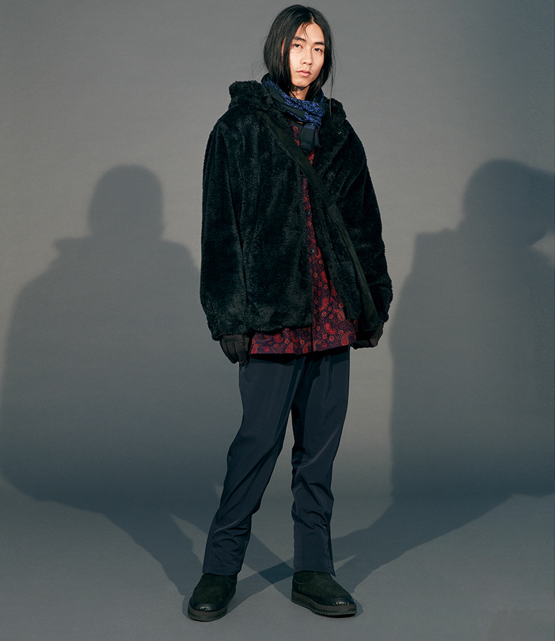 〈SOUTH2 WEST8〉SPORT HOODY in STORE人気アイテムが秋冬仕様で入荷
