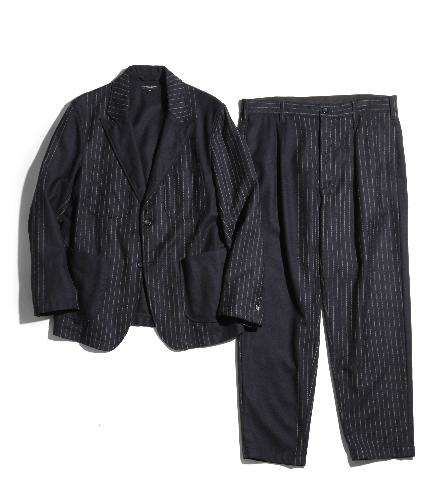 〈ENGINEERED GARMENTS〉2020 FALL WINTER 2-PIECE SUITS