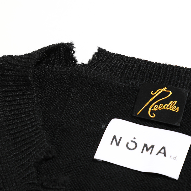 〈NEEDLES〉x〈NOMA t.d.〉COLLABORATION PRODUCTS 10.10 in STORE