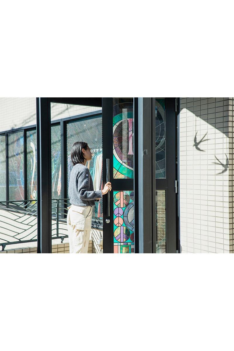 『PERK』MAGAZINE – TOKYO NEW SPOTNEPENTHES WOMAN TOKYO