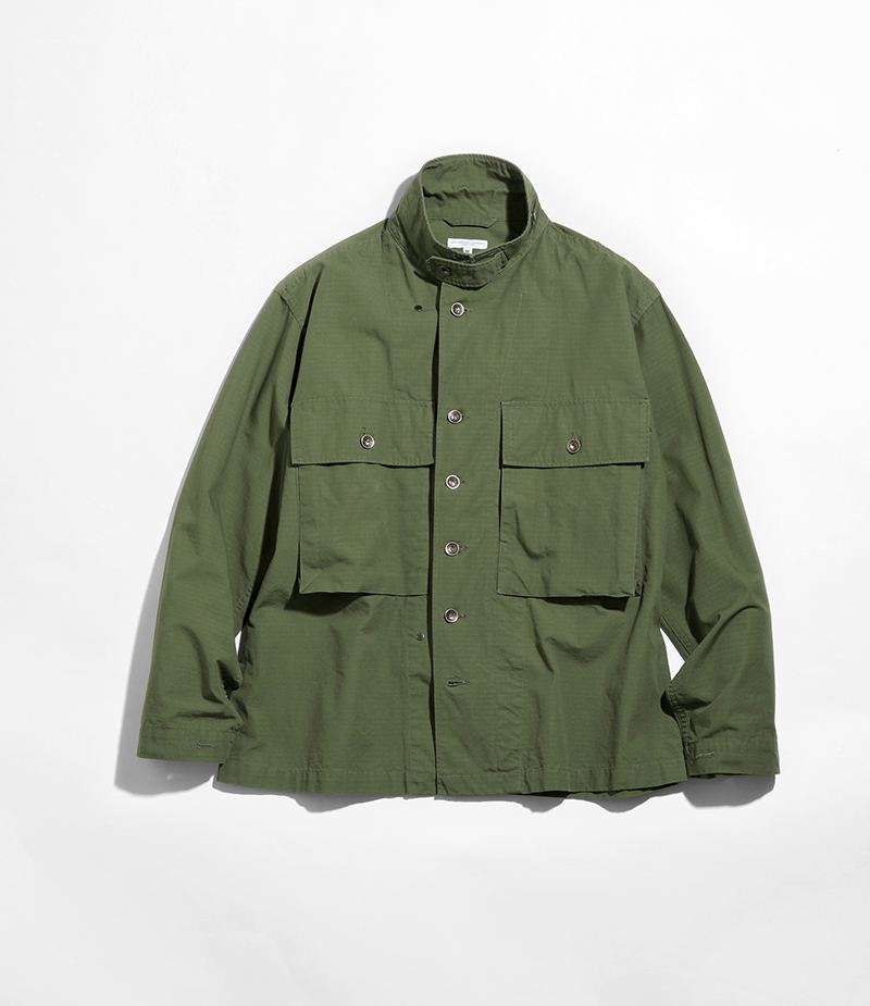 〈ENGINEERED GARMENTS〉NEW PRODUCTM43/2 SHIRT JACKET in STORE