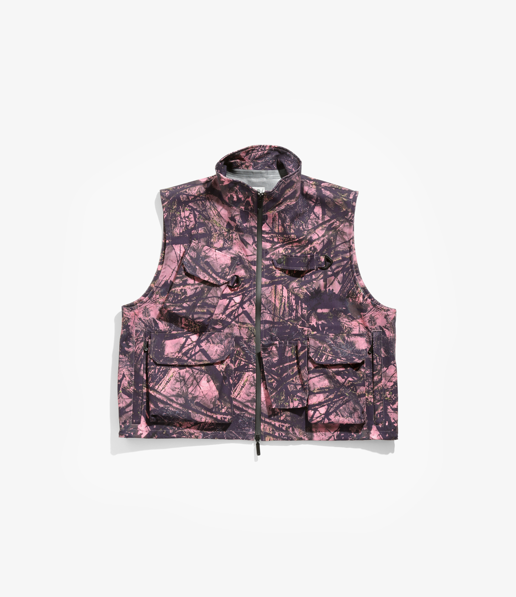 〈SOUTH2 WEST8〉3 LAYER S2W8 CAMO SERIES in STORE