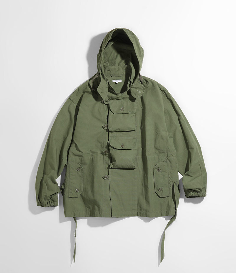 〈ENGINEERED GARMENTS〉NEW PRODUCT – MT JACKET in STORE