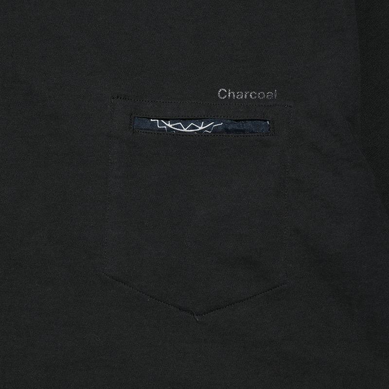 〈ORIGINAL CHARCOAL〉REMAKE POCKET TEE RELEASING on 4.2