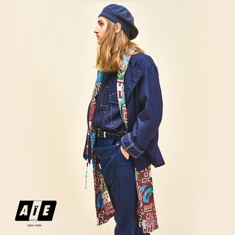 〈AïE〉- 2021 SPRING SUMMERNEW YORKから新アイテムが続々と到着