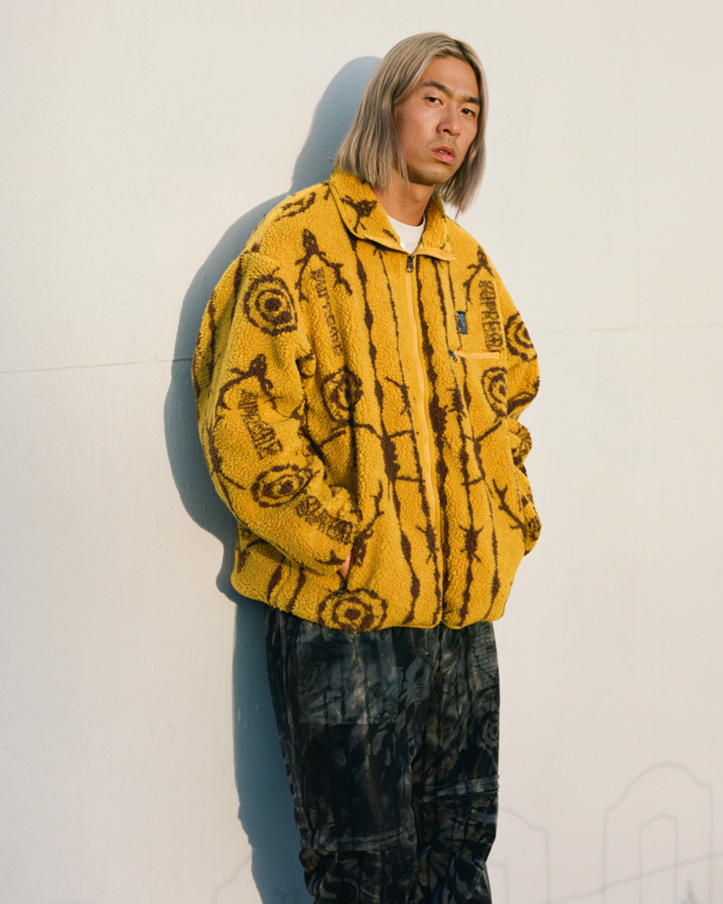 〈SOUTH2 WEST8〉 x 〈Supreme®〉COLLECTION for SPRING 2021
