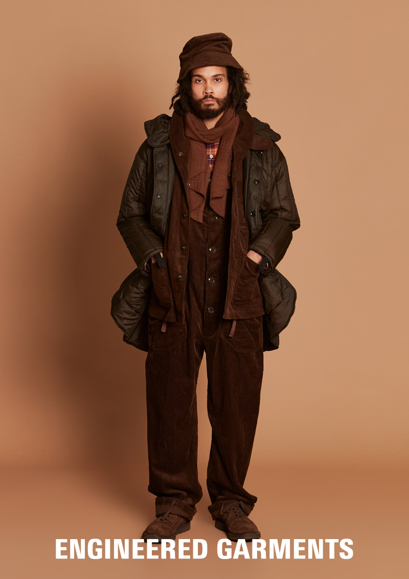 """2021 FALL WINTER COLLECTION """"PREVIEW"""" の開催決定"""