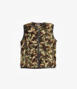 NEEDLES SPORTSWEAR W.U. Piping Vest