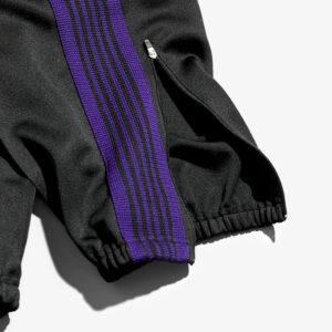 NEEDLES TRACK CREW NECK SHIRT