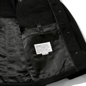 CRUISER JACKET - FAKE MELTON ¥60,500