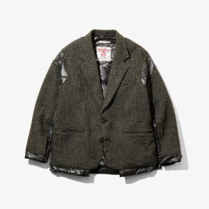 TWEED JACKET -> COVERED JACKET ¥41,800