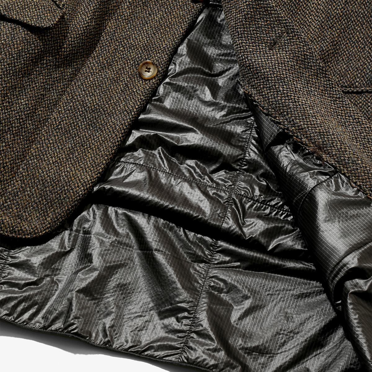 〈REBUILD by NEEDLES〉新型アイテムのジャケットとコートが登場