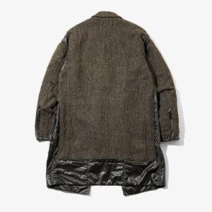 TWEED JACKET -> COVERED COAT ¥46,200