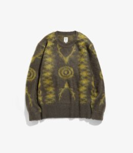 SOUTH2 WEST8 LOOSE FIT SWEATER