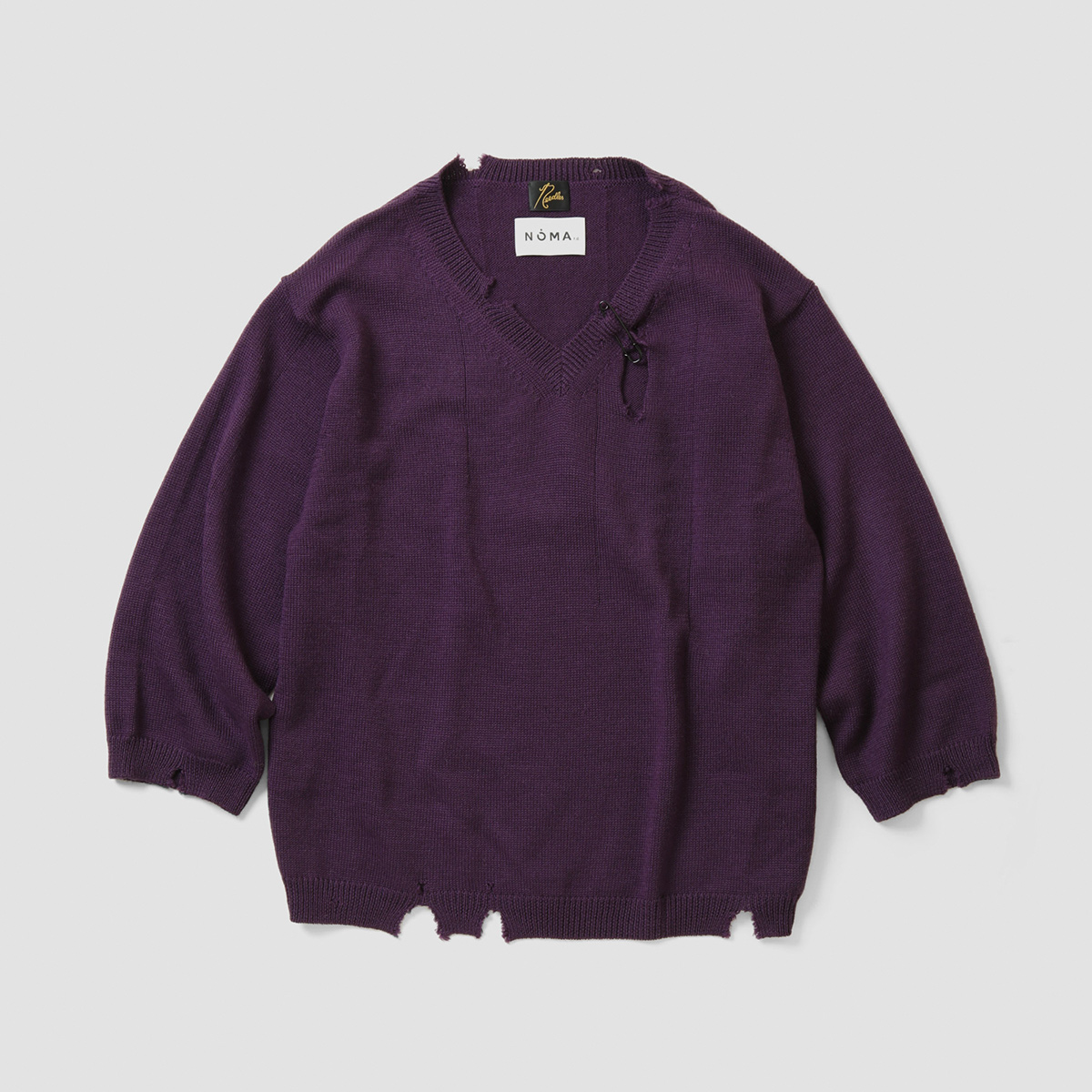 〈NEEDLES〉 x 〈NOMA t.d.〉2021 FALL WINTER COLLECTION