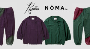 〈NEEDLES〉x〈NOMA t.d.〉 2021 FALL WINTER COLLECTION