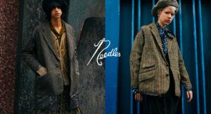 〈REBUILD by NEEDLES〉 新型アイテムのジャケットとコートが登場