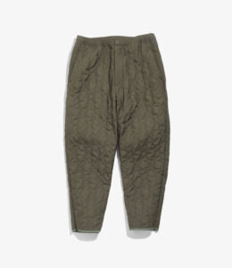 SOUTH2 WEST8 QUILTED PANT