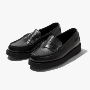 LOAFER - REPTILE STAMPED LEATHER ¥30,800