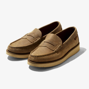 LOAFER - WAXED SUEDE ¥28,600